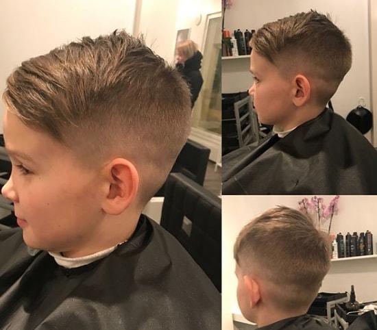 10 Year Old Boy Haircuts 2018 - Mr Kids Haircuts