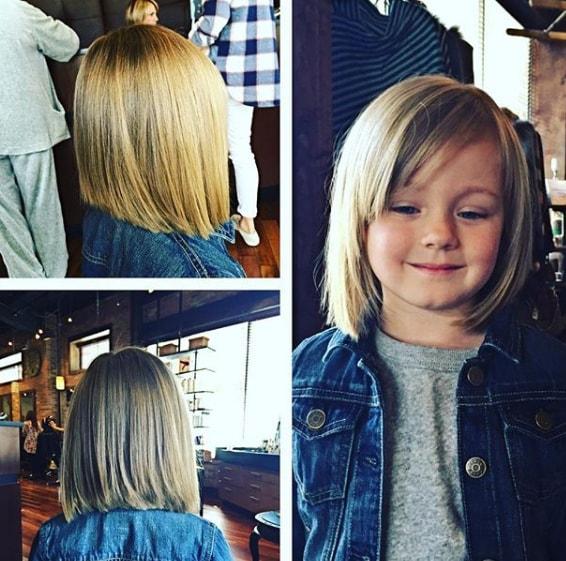 55 Cute Bob Haircuts for Kids , MrKidsHaircuts.Com