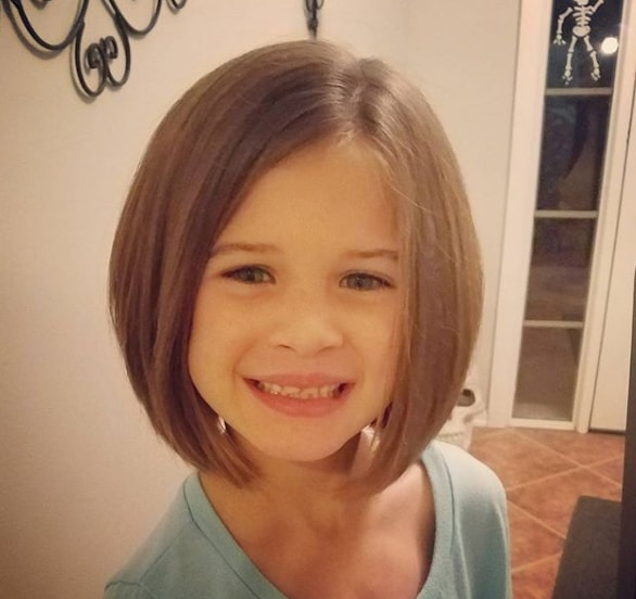 Bob Haircut For Kids