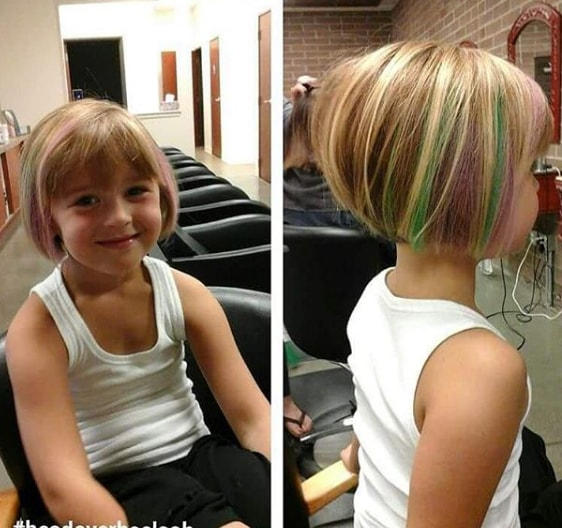55 Cute Bob Haircuts For Kids Mrkidshaircuts Com