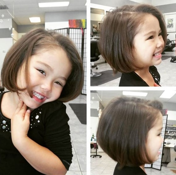 70 Short Hairstyles For Little Girls 2018