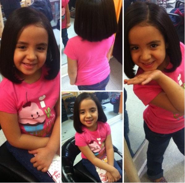 Bob Haircut for Kids