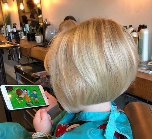 Progressive Bob Haircut