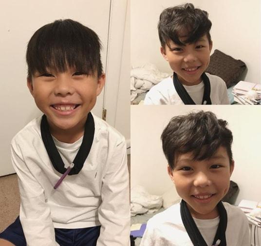 Simple Haircut for Boys 2018