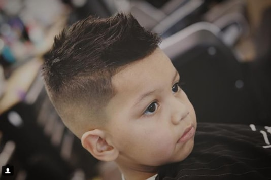 Kid Hairstyles Boy 2018: Boy Haircuts 2018