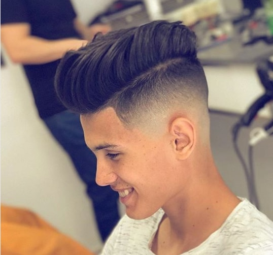 31 Cutest Boys Haircuts For 2018 Fades Pomps Lines More: Image Hair Cut Winimages.co