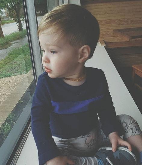 Classic Toddler Haircut