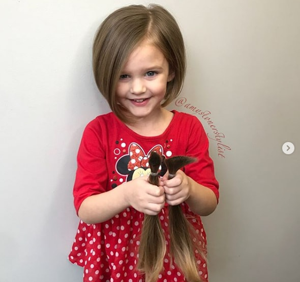 Little Girl Haircuts 2019