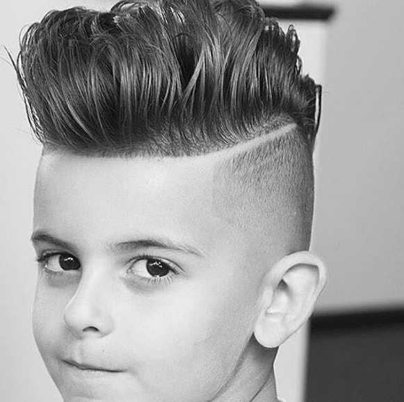 110 Cool Haircuts for Boys 2018 - MrKidsHaircut.Com
