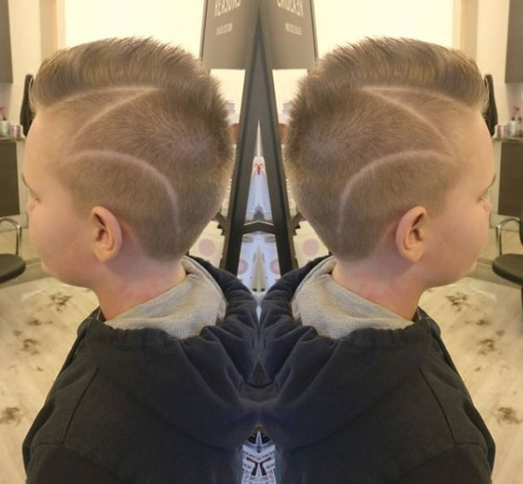 110 cool haircuts for boys 2018 mrkidshaircut cool haircut for boys with side design high fade solutioingenieria Gallery