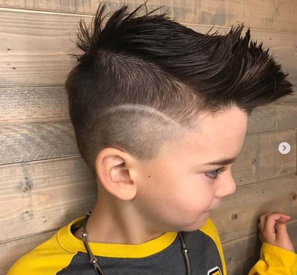 110 Cool Haircuts For Boys 2018 Mrkidshaircut