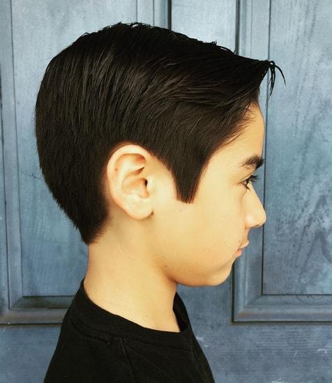 Natural Cool Haircut for Boys