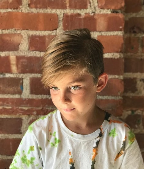110 Cool Haircuts For Boys 2018 Mrkidshaircut Com