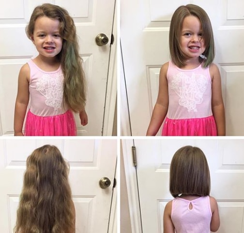 60 Best Haircuts For Girls 2018 Mrkidshaircuts
