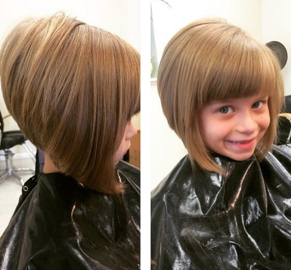 55 Cute Bob Haircuts For Kids Mrkidshaircuts