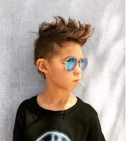 80 Cute Haircuts for Boys 2018 , MrKidsHaircuts.Com
