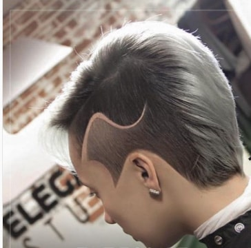 Boy Trendy medium Length Haircut
