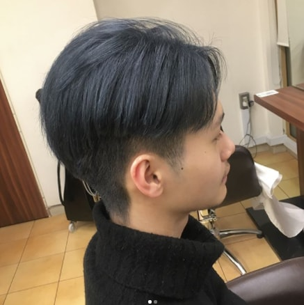 Simple Silk Haircut for Boy