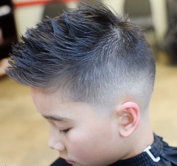 Cute Little Boys Haircuts 2018 Mr Kids Haircuts