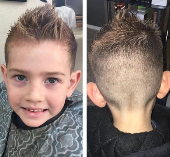 Cute Little Boys Haircuts 2018 Mr Kids Haircuts