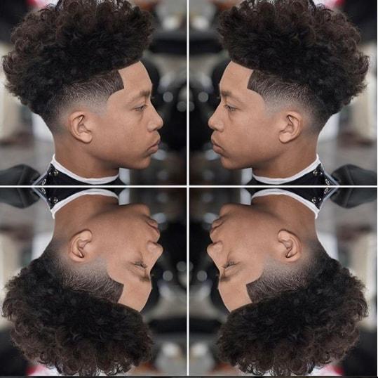 65 Black Boys Haircuts 2019 , MrkidsHaircuts.Com