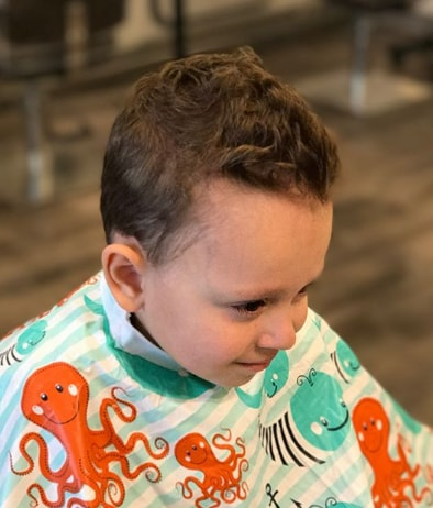 Casual Texture for 5 Year boy