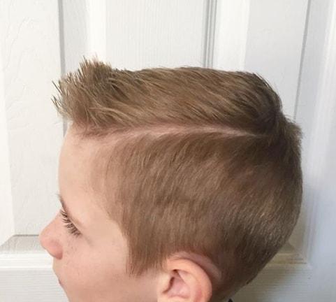 50 Cool 5 Year Old Boy Haircuts 2019