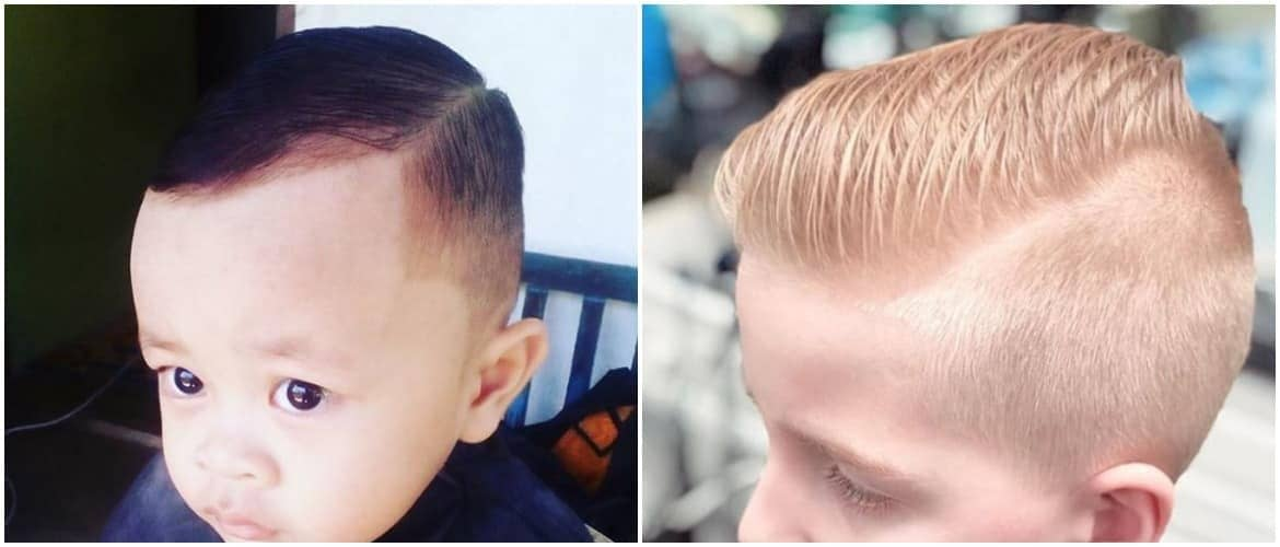 Kid Hairstyles Boy 2018: 80 Best Boy Haircuts 2018
