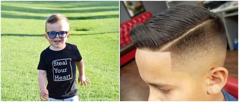 2f5c20dfb99f 90 Cute Toddler Boy Haircuts Every Kid Will Love - Mr Kids Haircut