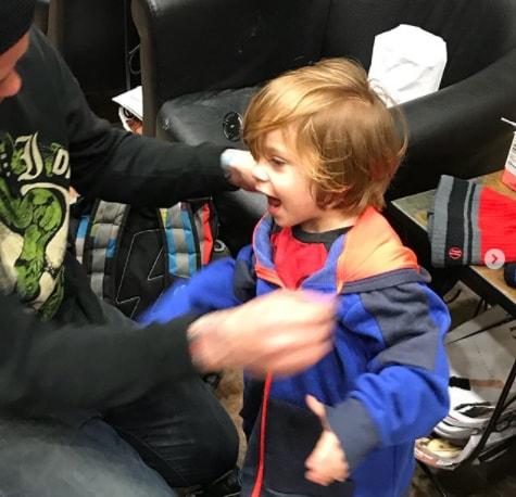 Shaggy Haircut - Toddler Boy Hairstyle