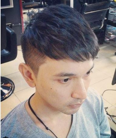 Short Crop For Fine Hair