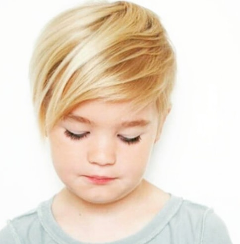 short hairstyles for little girls