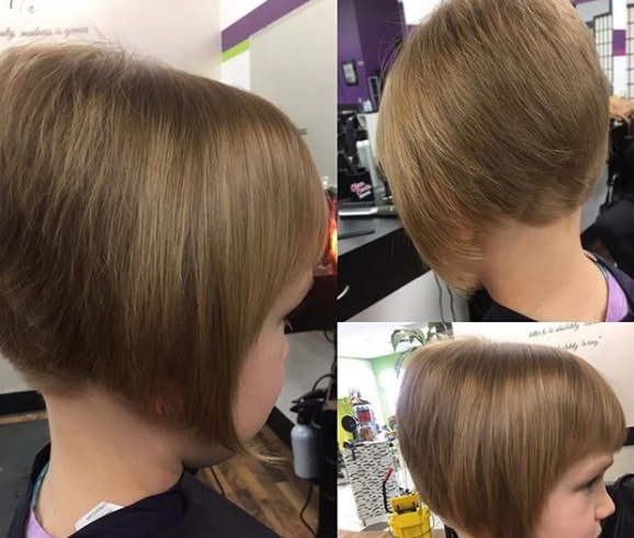 70 Short Hairstyles for Little Girls 2018 - Mr Kids Haircuts