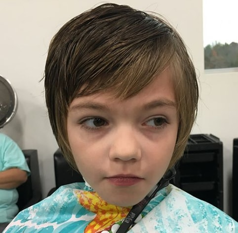 70 Short Hairstyles For Little Girls 2018 Mr Kids Haircuts