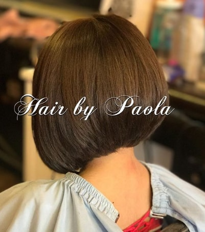 Bob Hairstyle With Volume On Sides