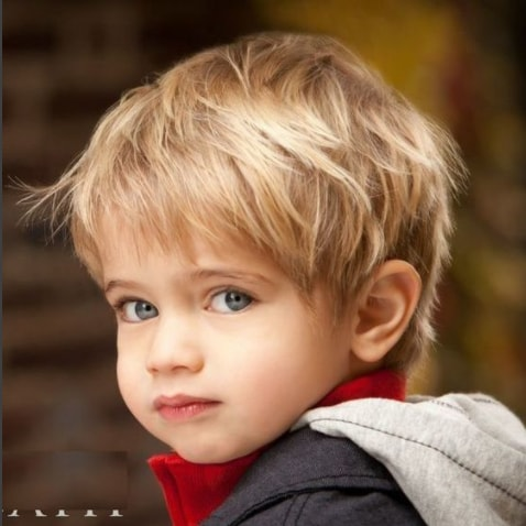 90 Cute Toddler Boy Haircuts Every Kid Will Love - Mr Kids Haircut