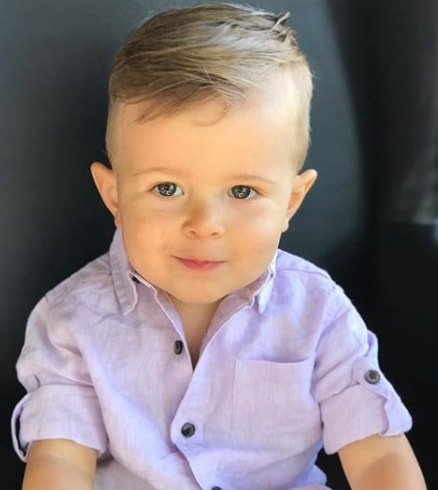 60 Trendy Stylish Baby Boy Haircut Routines In 2020