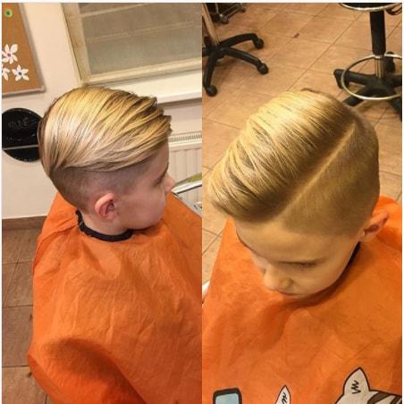 Hard Parted Blonde