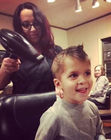 Mohawk Hairstylefor Little Kids