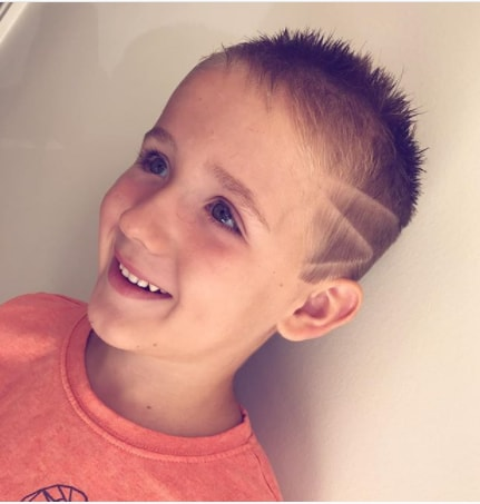 The Buzz Cut With Surgical Designs