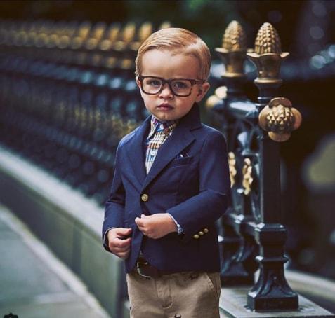 Businessman Hairstyle - Best Boy Trendy Hairstyle
