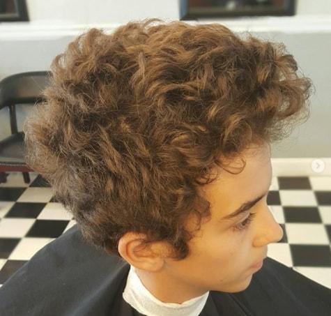 Textured Curls