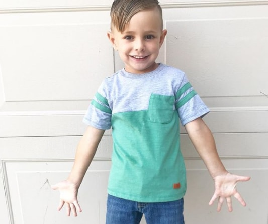 Shaved Side Toddler Boy Haircuts