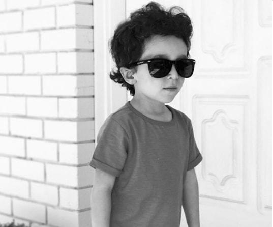 Cute Toddler Boy Haircut