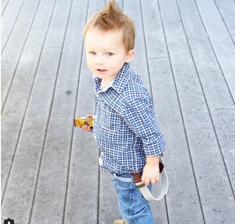 Faux Hawk Toddler Boy Haircut