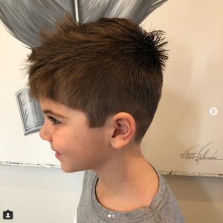 90 Cute Toddler Boy Haircuts Every Kid Will Love - Mr Kids Haircut