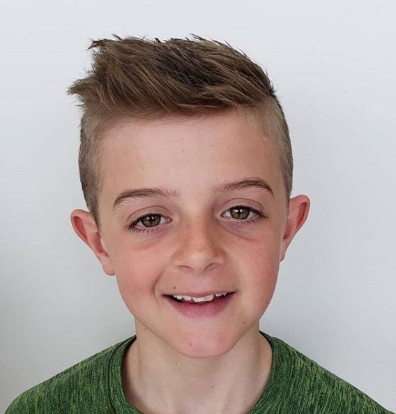 10 year old boys haircuts