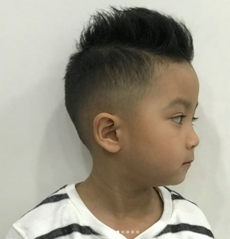 10 Year Old Boy Haircuts 2018 Mr Kids Haircuts