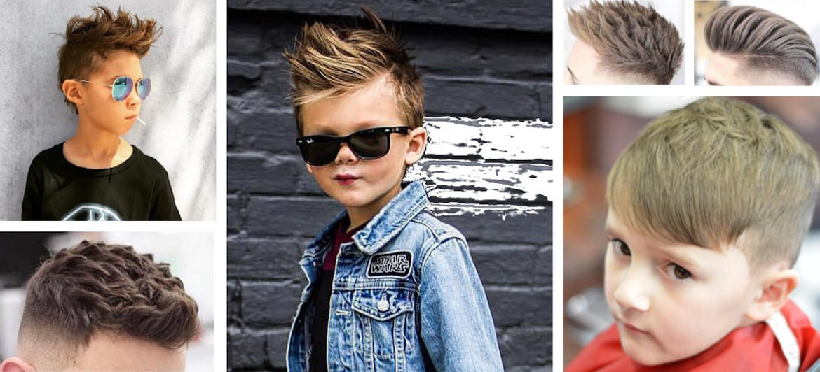 70 Best Boys Trendy Haircuts 2018 , MrKidsHaircuts.Com