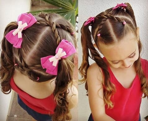 59 Toddler Hairstyles For Your Kid To Adore On Next Party